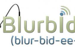 Blurbidea Website Logo