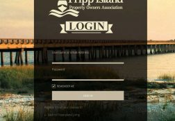 Website Login Page