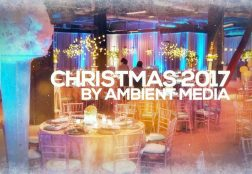 Ambient Media's Christmas and New Years Promo
