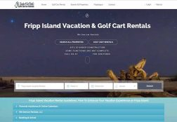 WeSeeUm Fripp Island Vacation Rentals and Golf Carts