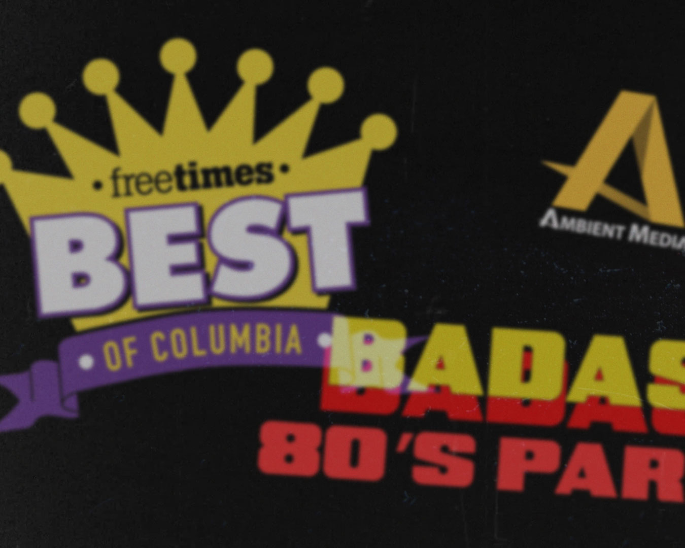 FreeTimes 2017 Best of Columbia Retro Video