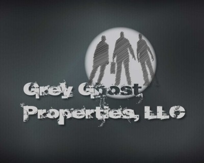 Grey Ghost Properties, LLC Logo Reveal Motion Graphic Video