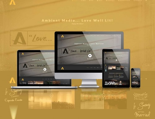 Ambient Media Website