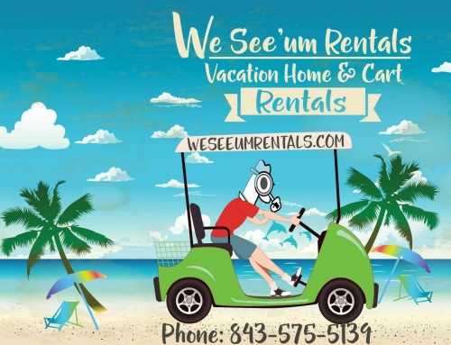 Fripp Island Vacations by We See'Um Rentals Fripp Island, SC