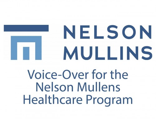 Voice-Over for Nelson Mullens Project